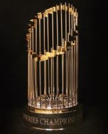 Commissioners World Series Trophy