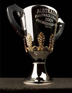 AFL Premiership Trophy
