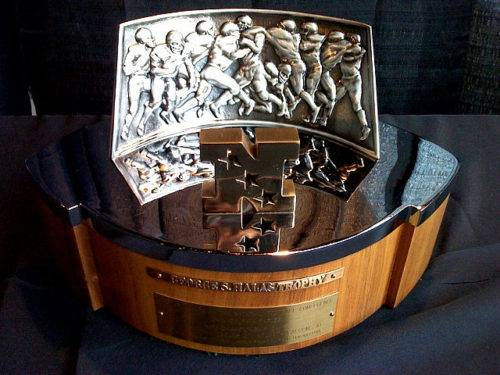 NFC conference playoff trophy replica
