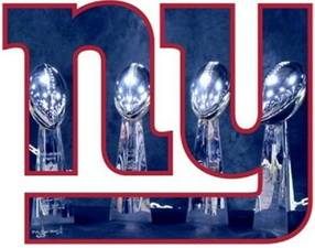4 NEW YORK GIANTS VINCE LOMBARDI TROPHIES