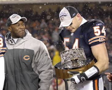 NFC CONFERENCE TROPHY CHICAGO BEARS
