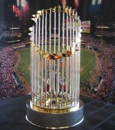 CHICAGO WHITE SOX WORLD SERIES TROPHY
