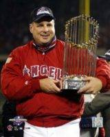 ANGELS OF ANAHEIM WORLD SERIES TROPHY
