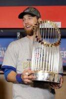 CHICAGO CUBS WORLD SERIES TROPHY
