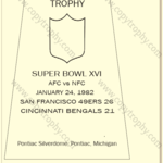 SUPER_BOWL_16_SF_49ERS-1-150x150 Vince Lombardi Trophies, San Francisco 49ers Collection