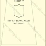 SUPER_BOWL_28_COWBOYS-1-150x150 Vince Lombardi Trophies, Dallas Cowboys Collection