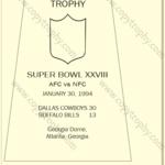 SUPER_BOWL_28_COWBOYS_MY_ENGRAVING-1-150x150 Vince Lombardi Trophies, Dallas Cowboys Collection