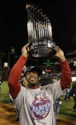 PHILADELPHIA PHILLIES WORLD SERIES TROPHY